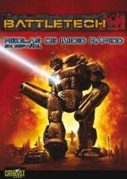 taBla dE modificadorEs (todas las unidadEs) - BattleTech