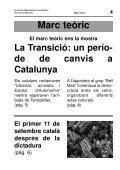 24 anys de democràcia a Llagostera - UdG - Page 5