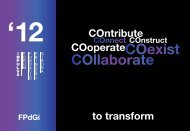 COllaborate COexist - Josep Lagares