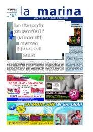 AGENDA Setembre 2011 - La Marina Digital