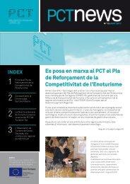 Es posa en marxa al PCT el Pla de Reforçament de la Competitivitat ...