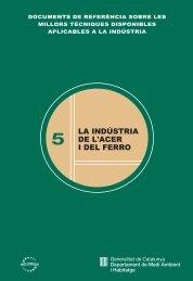 La indústria de l'acer i del ferro - Servei d'Ocupació de Catalunya