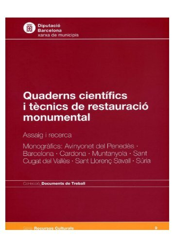 Quaderns científics - Ex officina hispana