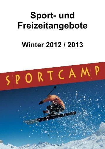 Outdoor - Sportcamp Melchtal