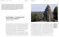 Groß-Angkor – Untergang einer historischen Megacity - Bauwelt