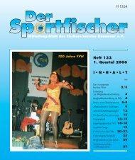 Sportfischer 132 - FV Hannover e.V.