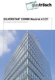 SILVERSTAR® COMBI Neutral 41/21 - Glas Trösch
