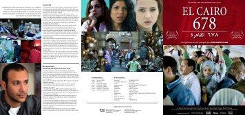 Una película escrita y dirigida por MOHAMED DIAB - Golem