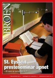 Broen 2009-1.pdf - Den katolske kirke