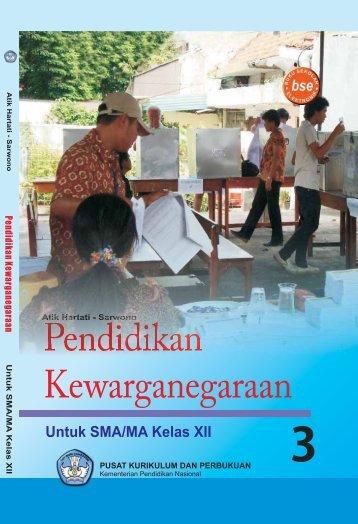 Cover Materi PKn 3-OK.cdr - Buku Sekolah Elektronik