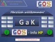 Informationen zur Gymnasialen Oberstufe Saar - GaK Gymnasium ...