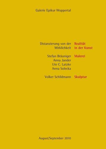 Einladungsheft 2mm kleiner.indd - Galerie Epikur