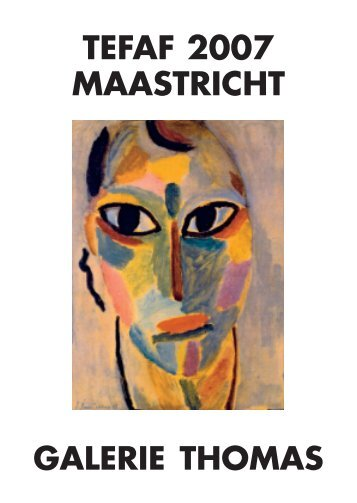 pdf-Download Messeheft - Galerie Thomas