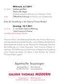 hermann nitsch in münchen - Galerie Thomas - Seite 4