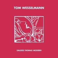 Katalog - Galerie Thomas