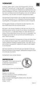 STADTHISTORISCHE WANDERUNGEN UND ... - Stadt Wuppertal - Seite 5