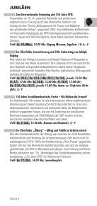 STADTHISTORISCHE WANDERUNGEN UND ... - Stadt Wuppertal - Seite 6