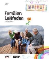 Familienleitfaden 2012/13 - Stadt Wuppertal