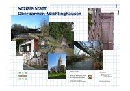 2012-07-04 Folien Soziale Stadt Oberbarmen  ... - Stadt Wuppertal