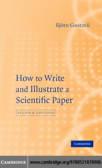 a guide to the critical reading of scientific research papers Research papers planning and writing a short guide to close reading for literary analysis as our guide to reading poetry suggests.