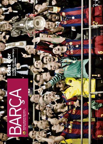 Revista 51 - FC Barcelona