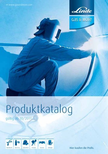 Produktkatalog - Gas & More