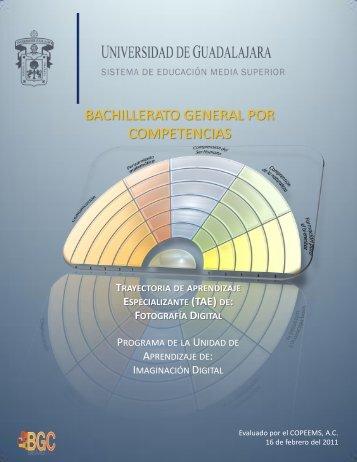 Imaginación digital - Sistema de Educación Media Superior