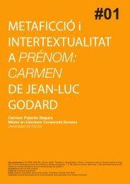 CARMEN DE JEAN-LUC GODARD - 452ºF