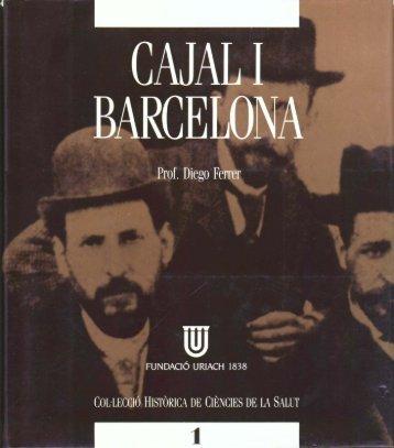 Cajal i Barcelona - Fundació Uriach 1838