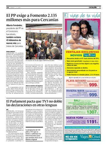 9 de març de 2009 - Col·legi de Periodistes de Catalunya