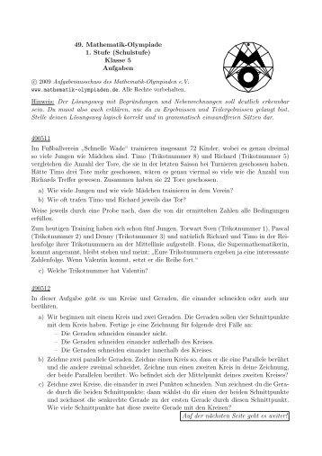 Fein Stufe 5 Mathematik Arbeitsblatt Fotos - Arbeitsblätter für ...