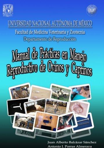 Reproducción de pequeños rumiantes - FMVZ-UNAM