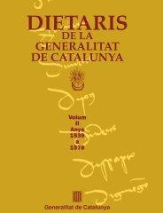 Anys 1539-1578 - Generalitat de Catalunya