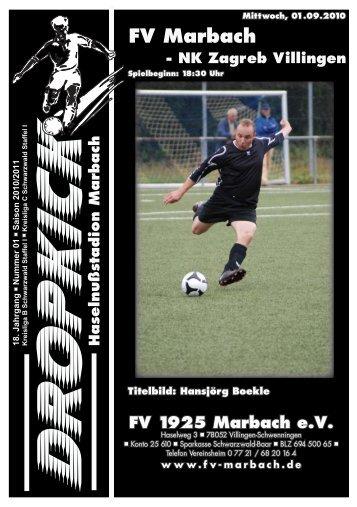 FV Marbach - FV 1925 Marbach e.V.