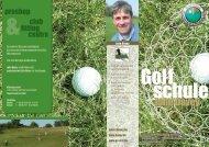 John Dovey - Golfclub Mecklenburg-Strelitz e.V.