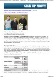 (infocomma.net » Blog Archive » Golfclub Starnberg: 25 Jahre ...