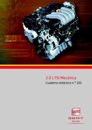 2.0 L FSI Mecánica - Diamotor