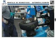 08 Montaje de neumáticos - Normfest
