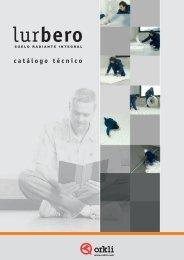 Catálogo Técnico Lurbero - Orkli