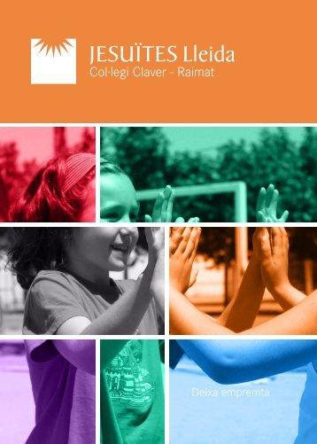 JESUÏTES Lleida - Col·legi Claver - Jesuïtes Educació