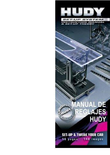 Manual reglajes hudy.indd - RCSetups.es