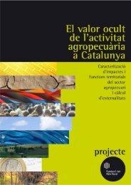 El valor ocult de l'activitat agropecuària a Catalunya - Geeconomics ...