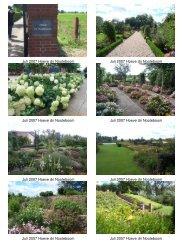 Bilder vom Garten Nootenboom. 4,3 MB