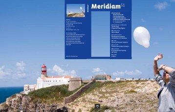 Revista Meridiam numero 51 del Instituto Andaluz de la Mujer