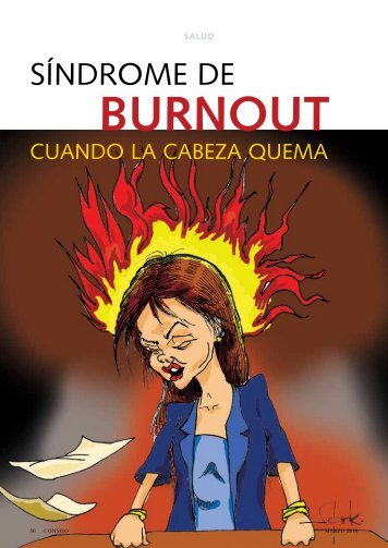 Sociedad Sindrome del Burnout