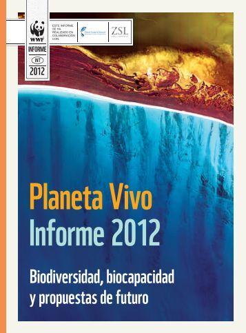 Planeta Vivo Informe 2012