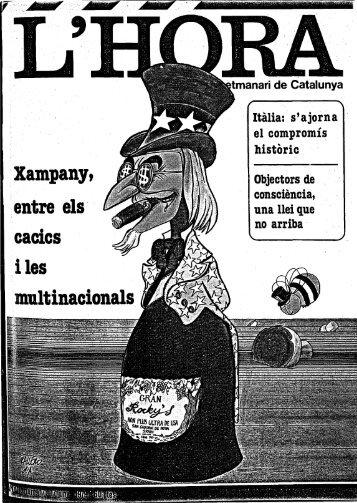 Xampany, entre els cacics lles multinacionals - Atipus