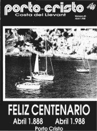 en porto cristo - Biblioteca Digital de les Illes Balears