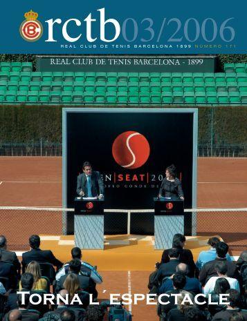 Revista N171 - Real Club de Tenis Barcelona