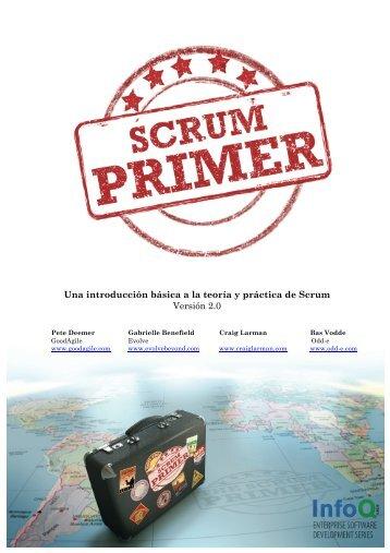 Una introducción básica a la teoría y práctica de Scrum Versión 2.0